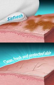 SitFresh skin barrier concept