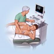 Echocardiogram procedure