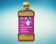 Oral Rehydration Therapy Solution (generic Pedialyte)