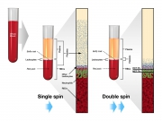 Plasma double-spin titration
